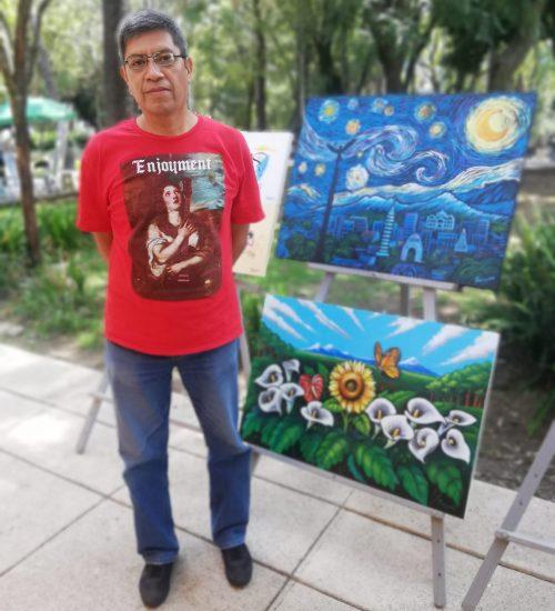 abraham salgado juarez sector 17 @abraham salgado artista visual